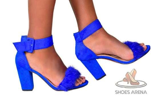 Elegant Chunky Heels image 11