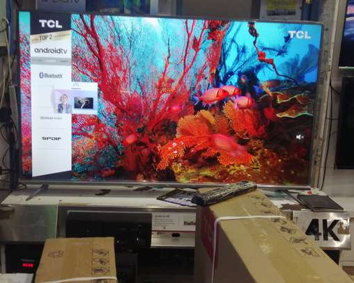 tcl 65 android smart digital 4k tv