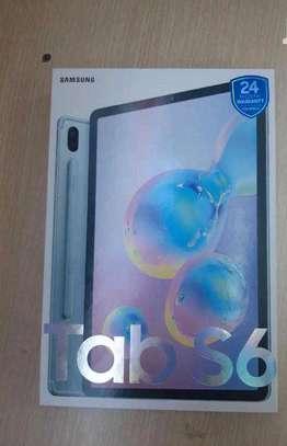 SAMSUNG GALAXY TAB S6 10.5 6GB RAM 128GB ROM 13MP+4GB CAMERA 4G LTE image 1