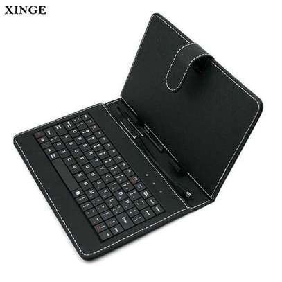 """Wireless Tablet Keyboard Case - 7"""" &10 """" Tablets image 1"""