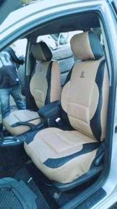 Tudor Car Seat Covers image 6