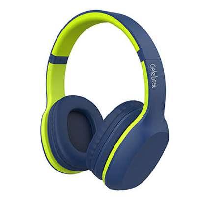 Celebrat A18 Wireless Bluetooth Headphones with extra bass image 1