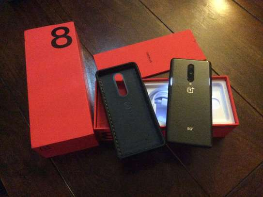 ONE Plus 8-5G cell phone for sale image 2