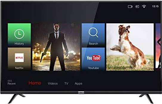Tcl 55 inch smart Android tv