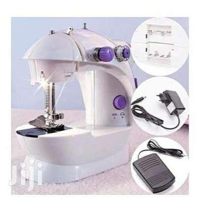 Mini Portable Electric Sewing Machine image 1