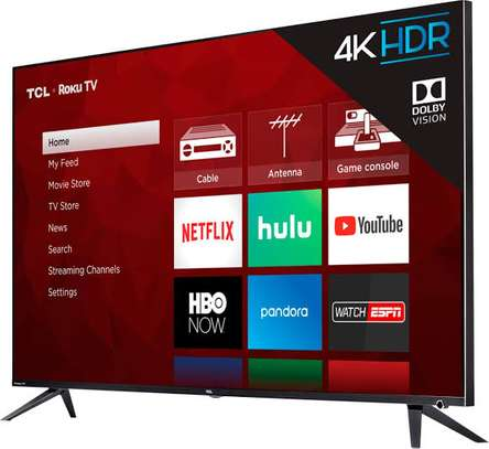 TCL digital smart android 4k 65 inches