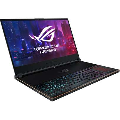 "Asus republic of gamers 15.6""  gaming laptop image 1"