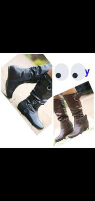 Knee Length Boots image 1