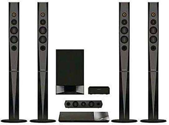 Sony Blu ray HomeTheatre BDV-N9200W BLACK COLOUR image 1