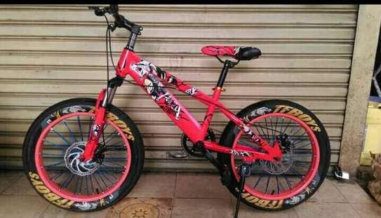 Tf Boys Bike