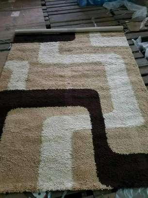 Soft Shaggy carpets image 7