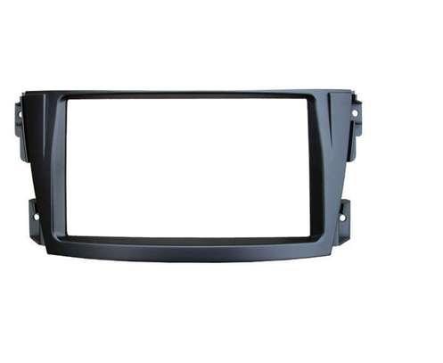 Double Din Stereo Fascia Panel For Toyota Caldina T240 Year 2002 To 2007 image 1
