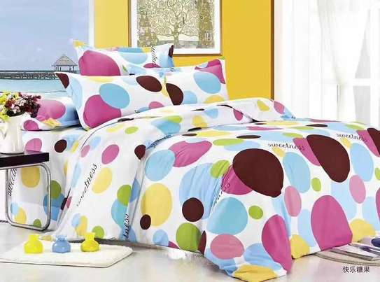 4 PC PURE COTTON DUVETS image 4