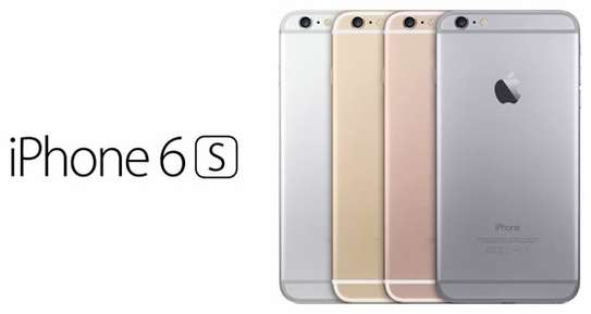 GRAB YOURSELF AN IPHONE 6S 64 GB NOW AT DISCOUNTED PRICES image 1