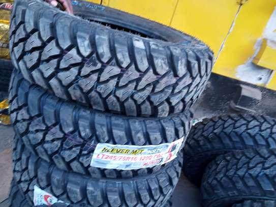 245/75R16 M/T Brand new Kenda tyres image 1
