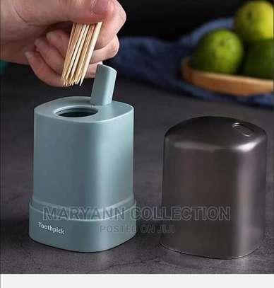 Automatic Toothpicks Holder image 1
