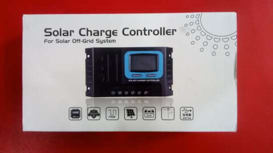 30amps LD solarpwm charge controller image 2