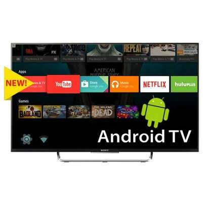 Sony 55 inches Android Smart UHD-4K Digital TVs 55X8500 image 1