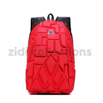 Super Cool High Quality Hard Shell Laptop Backpack image 2