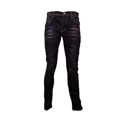 Straight Cut Jeans image 1