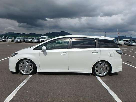 TOYOTA WISH NEW MODEL, FACELIFTED TO 2017, SPORTS EDITION image 4