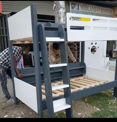Double decker beds in Kenya / children decker / bunk bed /kids decker bed image 3
