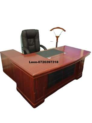 1.6 Metre Executive Office Desk image 1