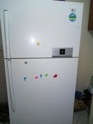 2 door LG Fridge in excellent working condition
