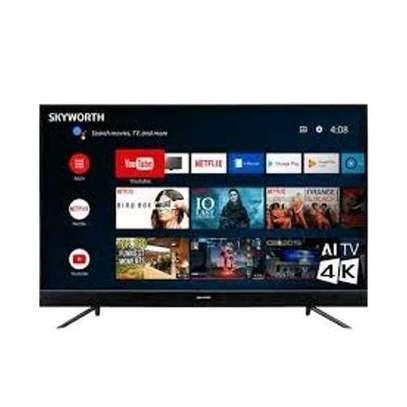 Hisense 43A62KEN 43'' Smart Android Full HD Frameless LED TV - Black -New Boxed image 1