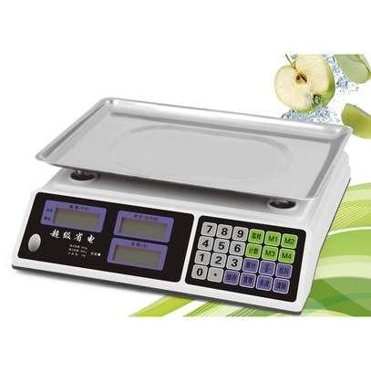 Electronic Weighing Computing Price Scale image 1
