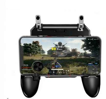 W11 PUBG Mobile Joystick Gamepad Button For Android iPhone Gaming Pad image 4