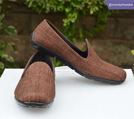 Mid Brown Loafers For Men