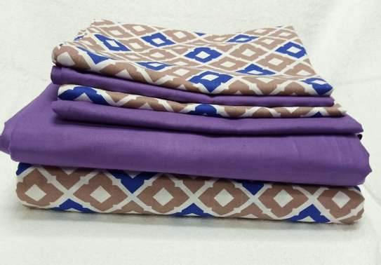 Turkish Pure cotton fitted bedsheets image 3