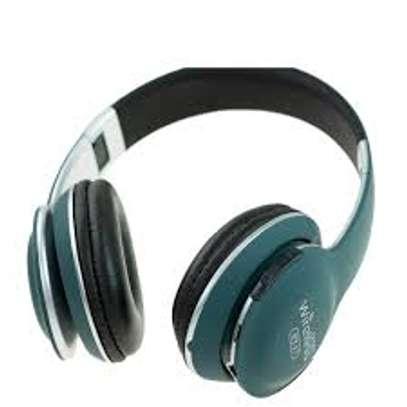 Wireless Headset Card Radio Multi-Function Stereo Bluetooth ST17 headphones image 2