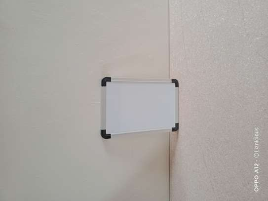 wall mount whiteboard A4 size image 1