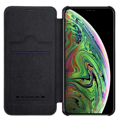 Nillkin Qin Series Leather Luxury Wallet Pouch For iPhone XR and iPhone XS Max image 5