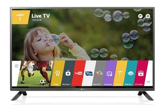 LG 43'' 4K UHD SMART TV, MAGIC REMOTE, HDR 43UN7340PVA-Black image 1