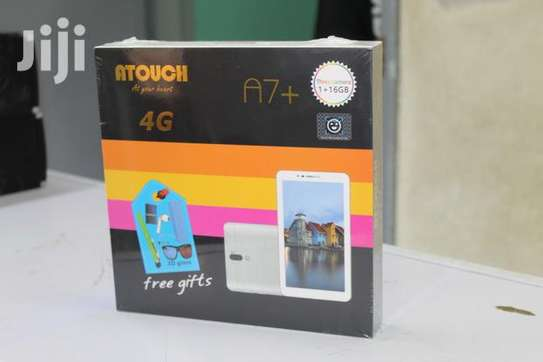 New Atouch A7 16 GB KIDS TAB WITH SIMCARD image 2