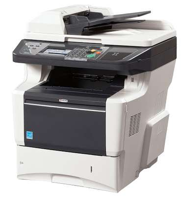 BRAND NEW AND HIGH SPEED KYOCERA FS 3640 PHOTOCOPIER/PRINTER/SCANNER image 2