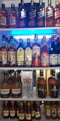Wines and spirits image 1