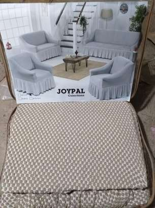 Turkish elastic loose sofa covers image 6