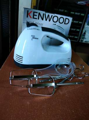 Kenwood Hand Mixer Electric Whisk with 2 Stainless Steel Beaters