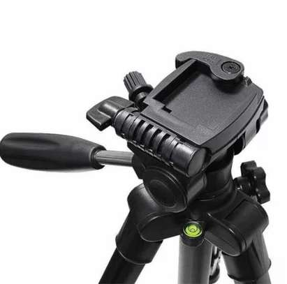 Jmary KP-2254 Professional Aluminium Tripod Monopod for All DSLR Cameras image 2