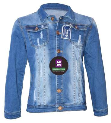 Fancy and Classy Denim Jackets image 2