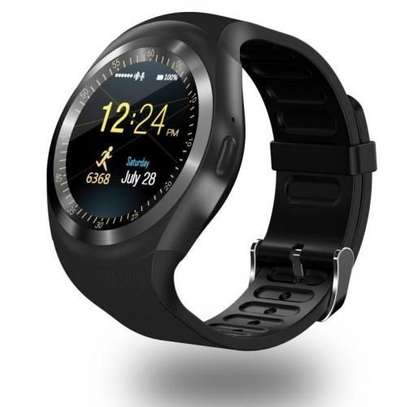 Sporty Smart watch With Sim toolkit Touchscreen