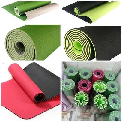Large and big yoga mats image 1