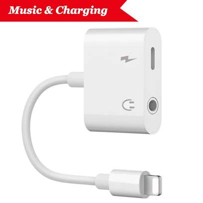 Lightning Adapter To 3.5 Mm Jack-charger Adapter For iPhone image 3