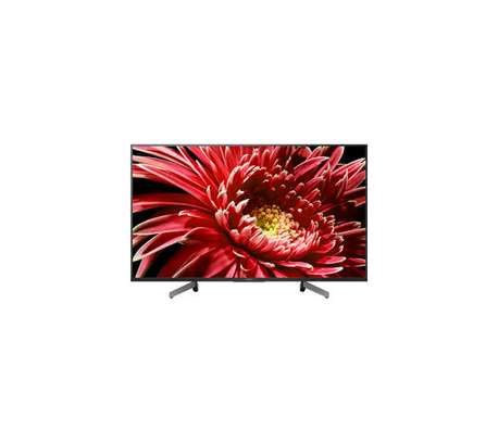 Sony 55 Inch 4K UHD HDR Android Smart LED TV KD55X8500G (2019 Model) image 1