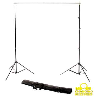 Adjustable Backdrop Stands , Exhibiton Stand, Event Stand, Background Stand image 2