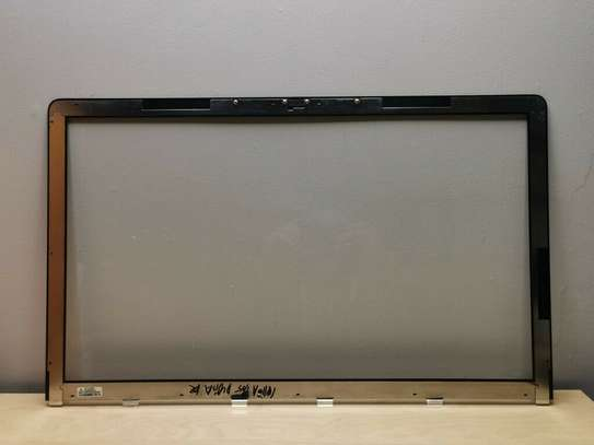Apple iMac 27-Inch Mid-2011 / Mid-2012 A1312 Front Glass Panel Screen Cover image 2